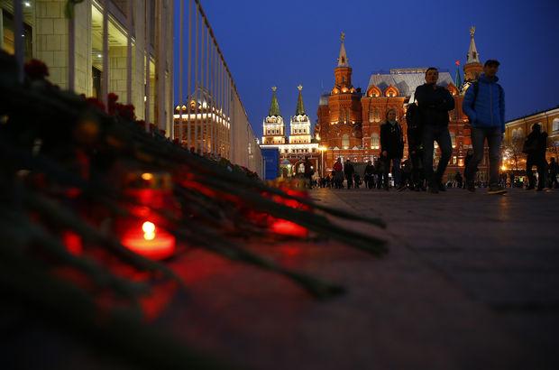 St. Petersburg saldırısıyla ilgili 1 kişi yakalandı