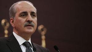Numan Kurtulmuş: OHAL'in 3 ay süreyle uzatılması kararlaştırıldı