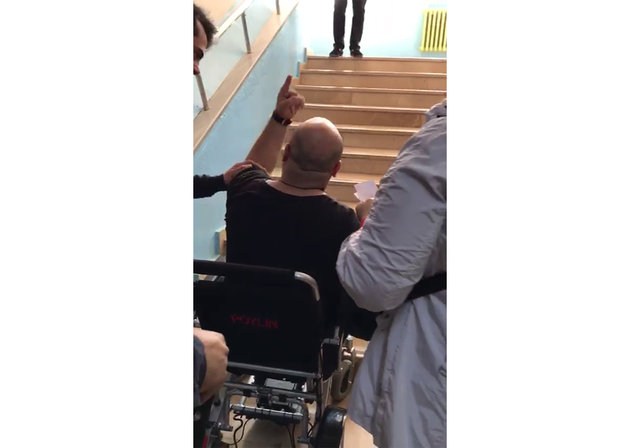 Bedensel engelli Emrah Güldiken: Engelimin, yaşadıklarımın kullanılmasına üzüldüm