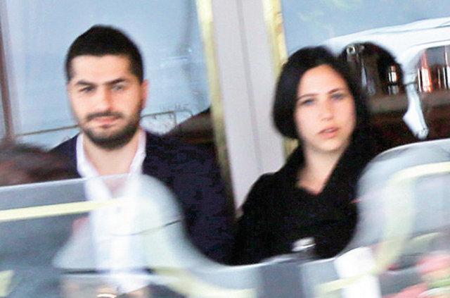 Zehra Çilingiroğlu yeni sevgilisi Yasin Akkana ile görüntülendi