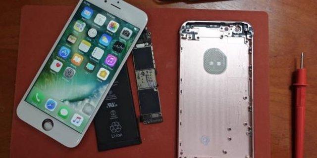 1100 TL'ye kendi iPhone'unu yaptı