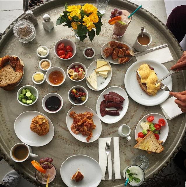 İstanbul'un en iyi 18 kahvaltı mekanı
