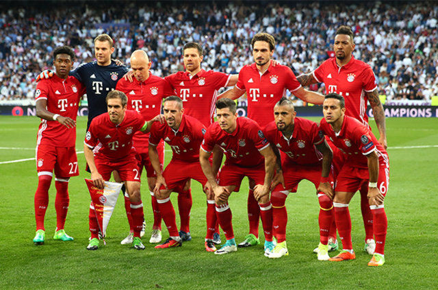 Şampiyonlar Ligi çeyrek final rövanş maçları | MAÇ SONUÇLARI