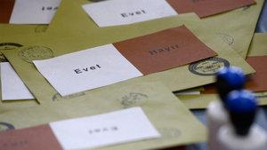 Anayasa referandumunda 7 bölgenin verdiği 7 mesaj