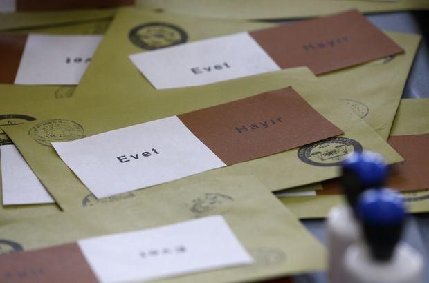 İşte referandumda 7 bölgeden çıkan 7 farklı mesaj!