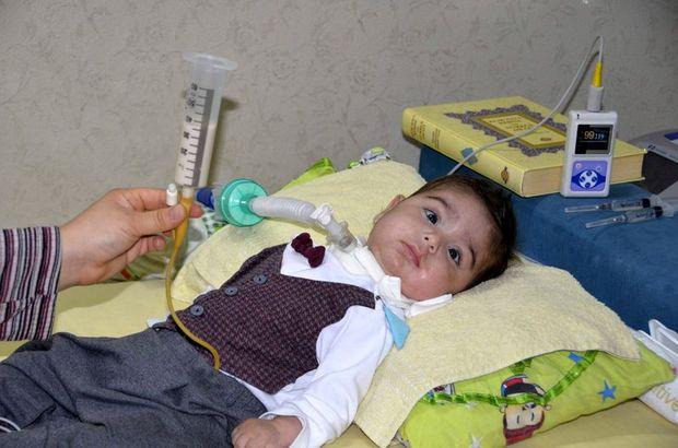 Selim bebeğin yaşamı ABD'den gelecek ilaca bağlı!