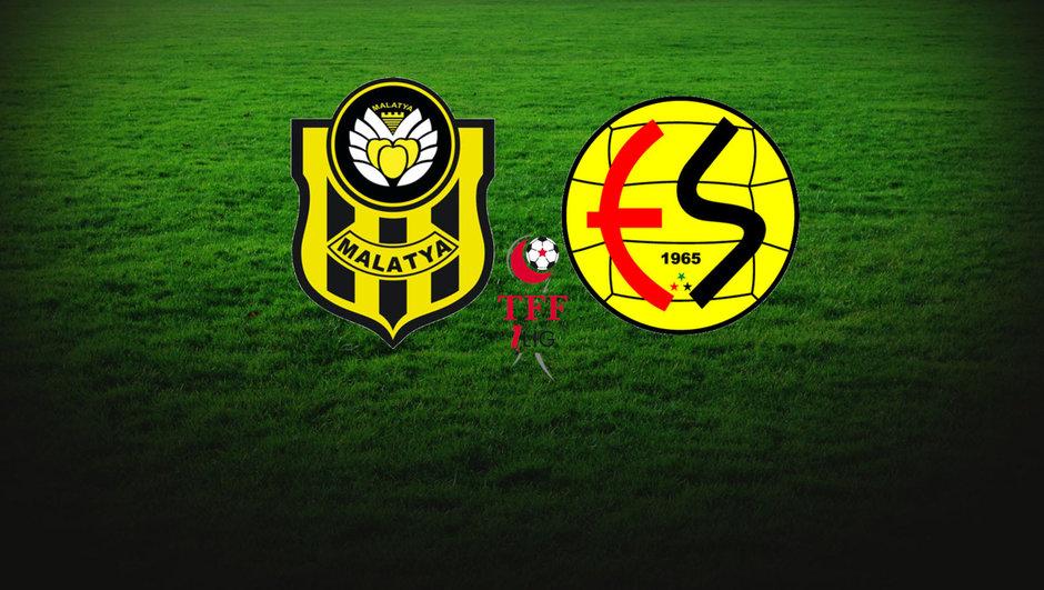 Evkur Yeni Malatyaspor - Eskişehirspor