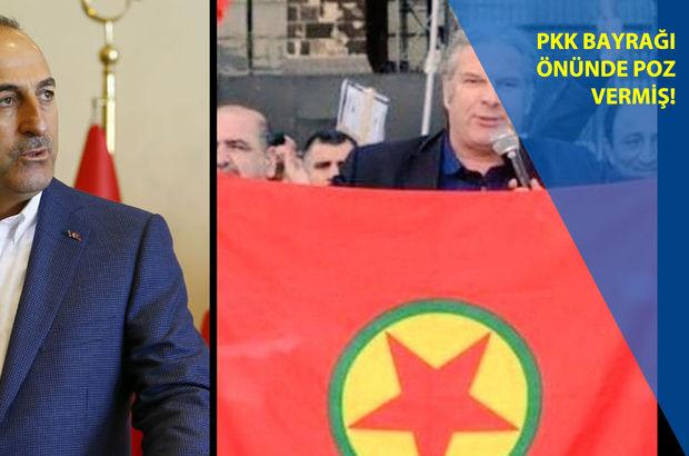 Çavuşoğlu'ndan seçim gözlemcisi Alman vekile tepki