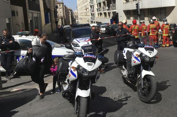 Fransa'da terör saldırısı planlayan 2 kişi gözaltında!