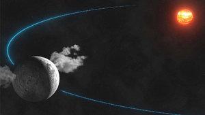 Ceres gezegeninde buz varlığı bulundu