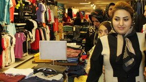Van'a 102 bin İranlı turist giriş yaptı