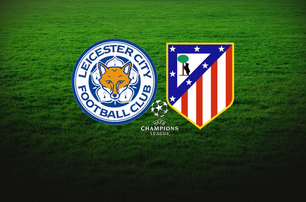Leicester City - Atletico Madrid