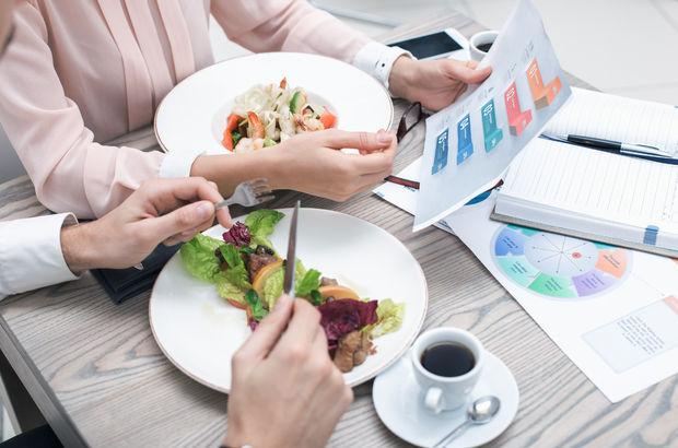 Masabaşı çalışanlar nasıl beslenmeli?