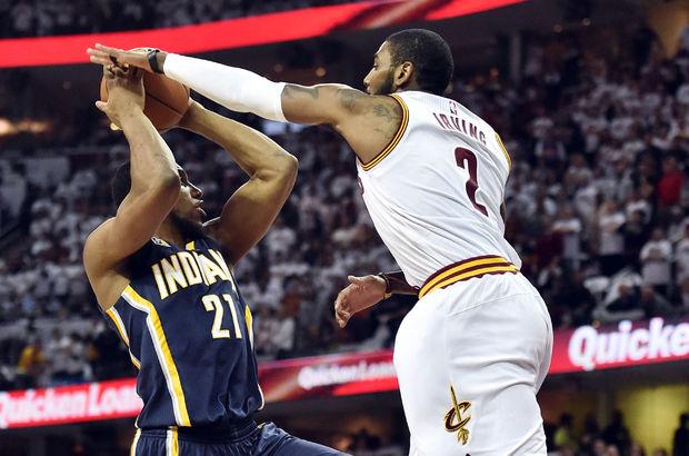 Cavaliers ve Spurs play-off'larda kayıpsız (NBA maç sonuçları)