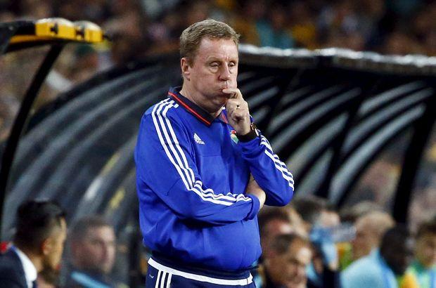 Kerim Frei'ın yeni teknik direktörü Redknapp!