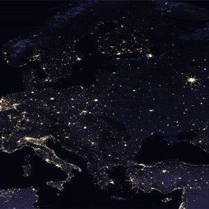NASA'DAN YÜKSEK ÇÖZÜNÜRLÜKLÜ DÜNYA'NIN GECE GÖRÜNTÜLERİ!