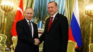 Putin'den referandum tebriği