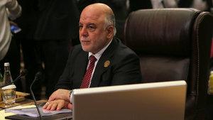 Irak Başbakanı İbadi Kerkük'teki bayrak krizine ilişkin konuştu: Hakları yoktu