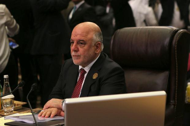 Irak Başbakanı Haydar el-İbadi Kerkük