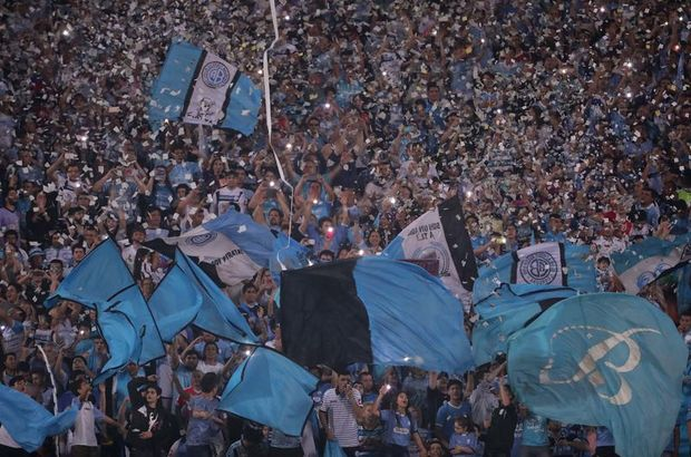 Arjantin taraftar