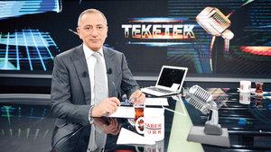 Ak Parti, CHP ve HDP milletvekilleri Teke Tek'in konuğu oldu