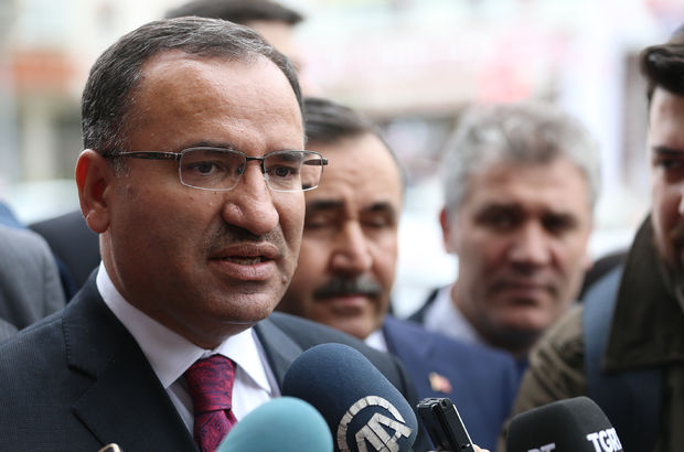 Adalet Bakanı Bozdağ: CHP yenilgiye mazeret arıyor