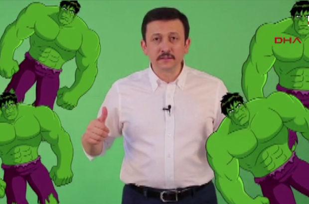 AK Parti İzmir Milletvekili Hamza Dağ