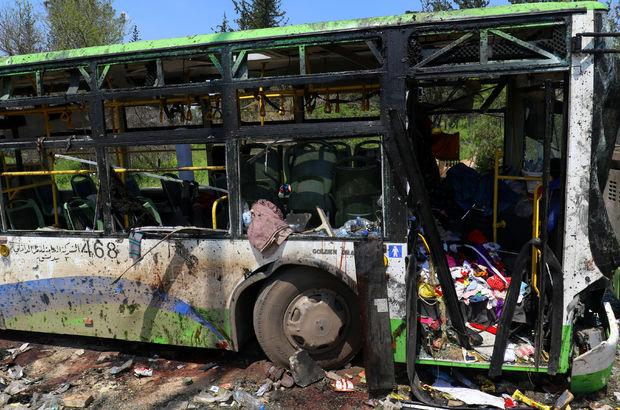 Halep'te patlama! Ölü ve yaralılar var...
