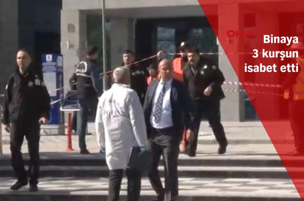 Ankara Büyükşehir Belediyesi'ne ateş açıldı