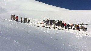 Tunceli'deki helikopter kazasına ilişkin soruşturma başlatıldı