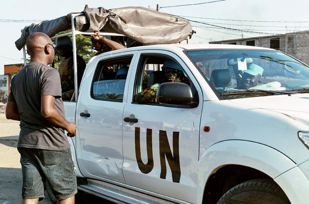 Kongo'da ayrılıkçılar 10 BM personelini rehin aldı!