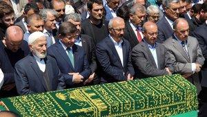 AK Parti eski Milletvekili Muharrem Candan son yolculuğuna uğurlandı