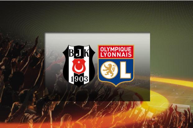 Beşiktaş - Lyon maçı hangi kanalda, saat kaçta, ne zaman?