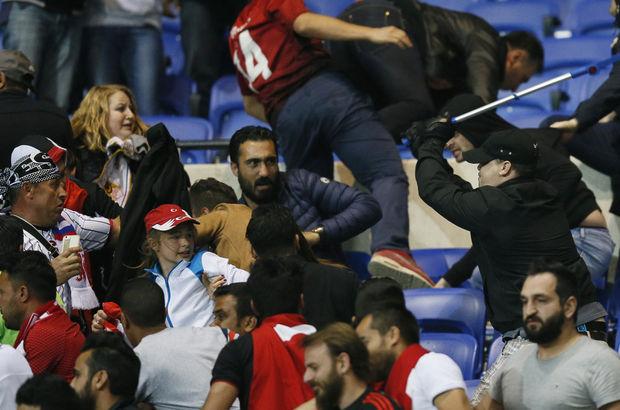 Beşiktaş Lyon UEFA ceza