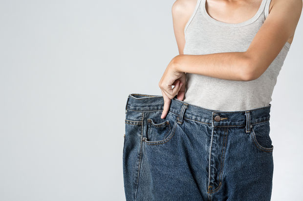 Kısa sürede hızla kilo vermek zararlı!