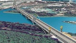 Devlet Bahçeli Köprüsü için 240 milyon liralık borçlanma