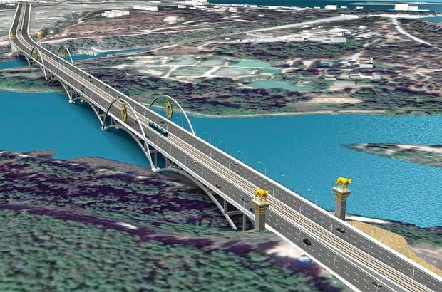 Adana'da Devlet Bahçeli Köprüsü için 240 milyon liralık borçlanma
