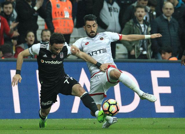 Beşiktaş-Lyon (Maç öncesi gelişmeler)