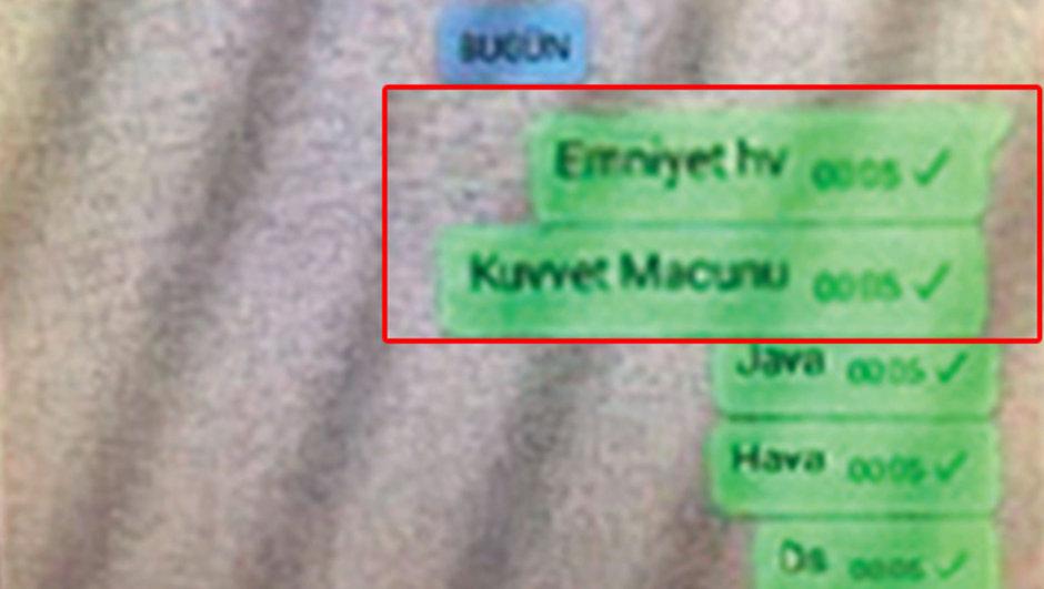 FETÖkuvvet macunu  Ankara Cumhuriyet Başsavcılığı 15 Temmuz