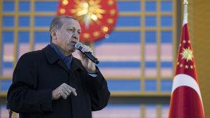 Cumhurbaşkanı Erdoğan: Merkel'in aramaması suçluluk psikolojisi