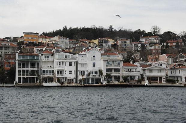 İstanbul Boğazı, Türkiye Veri İşleme Merkezi, İstanbul yalıları