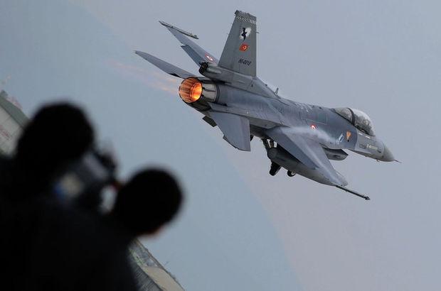 TSK'dan PKK'ya hava harekatı: 16 terörist etkisiz hale getirildi