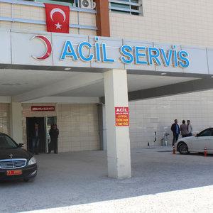 AK PARTİLİ BELEDİYE BAŞKANI'NA SİLAHLI SALDIRI
