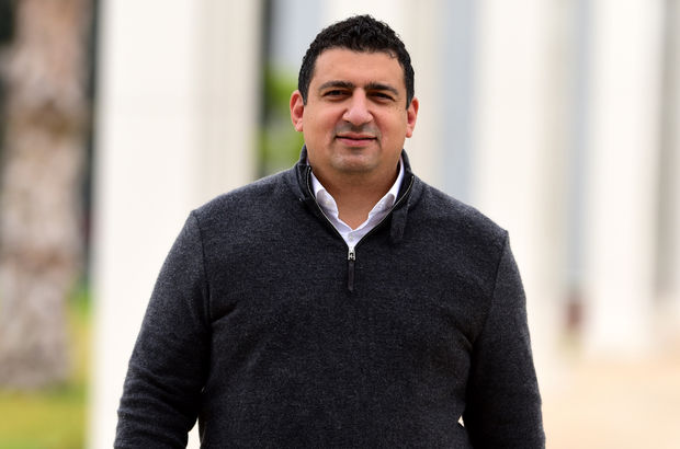 Antalyaspor Ali Şafak Öztürk