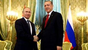 Cumhurbaşkanı Erdoğan ile Putin görüşecek