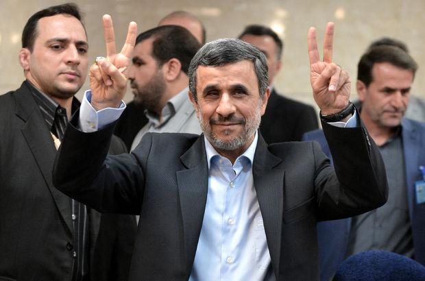 Eski Cumhurbaşkanı Ahmedinejad'ın adaylığı reddedildi
