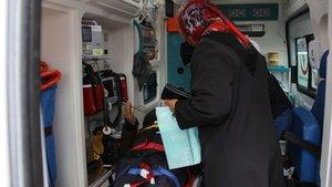 Zonguldak'ta otobüsün çarptığı yaşlı adama eşinden şok tepki