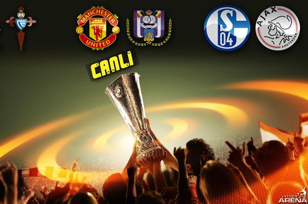 UEFA Avrupa Ligi çeyrek final rövanş maçları | CANLI YAYIN