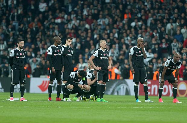 Beşiktaş - Lyon