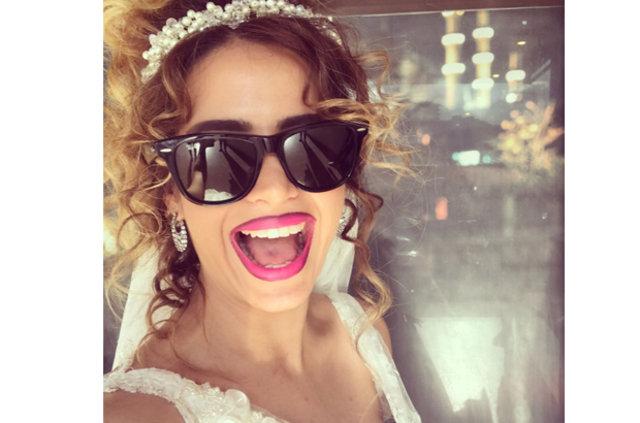 Beyazıt Öztürk ile Büşra Pekin evlendi!